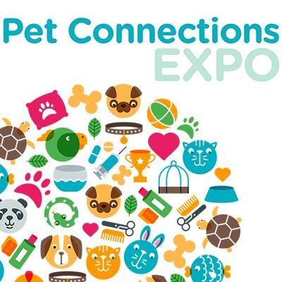 Pet Connections Expo Oct. 2-3, 2018