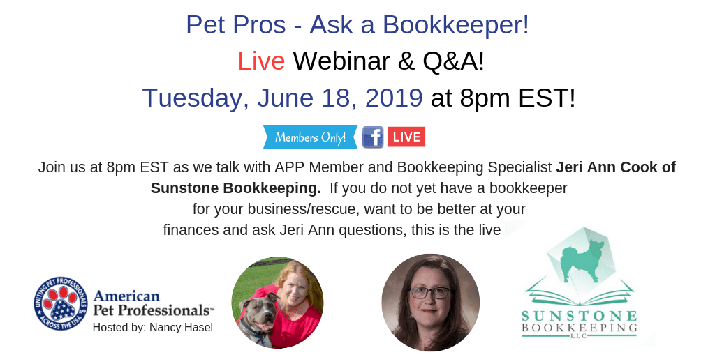 Ask a bookkeeper
