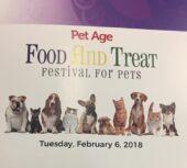 Pet Age Magazine's 1st Pet Food & Treat Fest